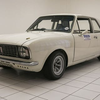 Lotus - Cortina MKII Twin Cam  - 1970