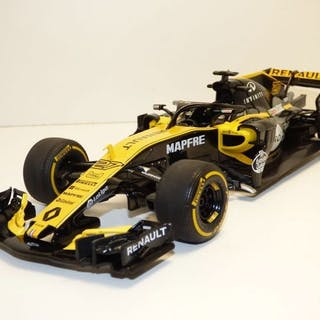 Solido - 1:18 - Renault Sports F1 RS 18 - Pre Launch version - Nico Hülkenberg
