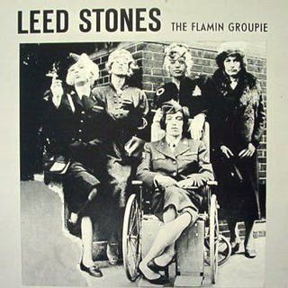 Leed Stones The Flaming Groupie - LP album - 1973/1973
