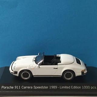 MiniChamps - 1:43 - Porsche 911 Carrera Speedster 1989 - Modell Nr