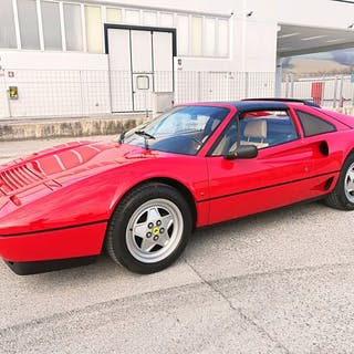 Ferrari - 208 GTS Turbo Intercooler - 1988