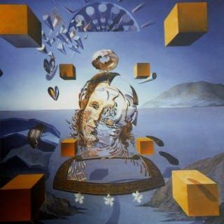 Salvador Dalí (after) - Gala`s rhinoceros symptoms