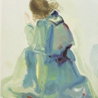 Salvador Dali- La Divine Comédie - Le Paradis chant 2