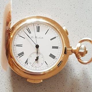 01. La Rochette - 14kt Goldsavonette - MinutesRepeater...