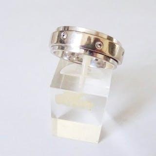 Piaget - 18 carati Oro bianco - Anello Diamante