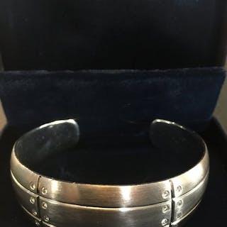 Tiffany - 18 kt. White gold - Bracelet Diamond