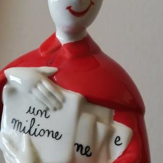 Fabris - figurines of Signor Bonaventura - Ceramic