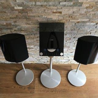 Beosound 4 + Beolab 4000 on floorstands- Hi-Fi set