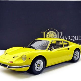 Top Marques - 1:12 - Dino 246 Gt - Limited Edition or 250 pcs.