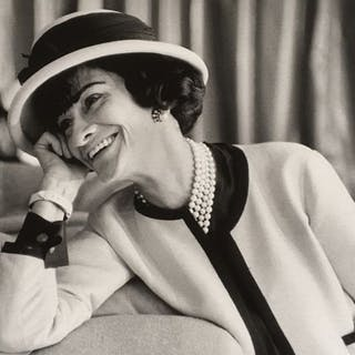 Douglas Kirkland (1935-)  - Coco Chanel, 1962