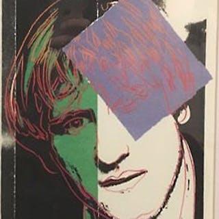 Andy Warhol  - Gerard Depardieu