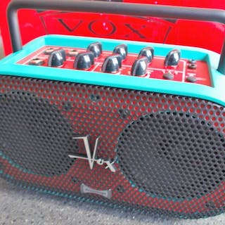 Vox - Soundbox Mini Green limited - Integrated amplifier