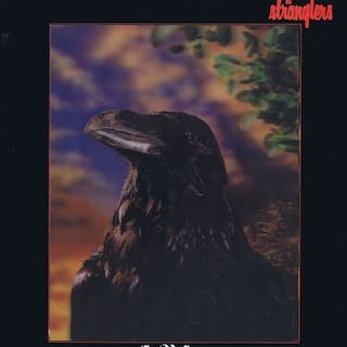 The Stranglers - The Raven (3D-cover / Lenticular print) - LP Album - 1979/1979