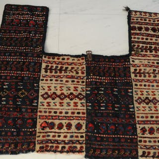 Saddlecloth, Iran - 87 cm - 76 cm