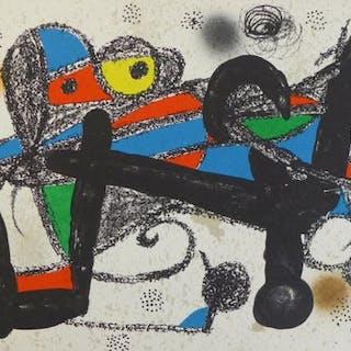 Joan Miró - Miró Sculpteur, Portugal