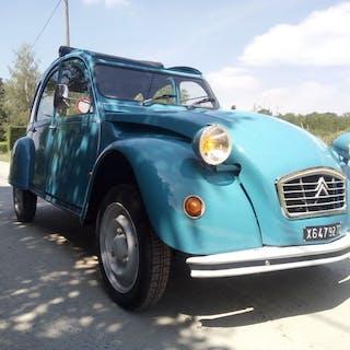Citroën - 2CV6 - 1982