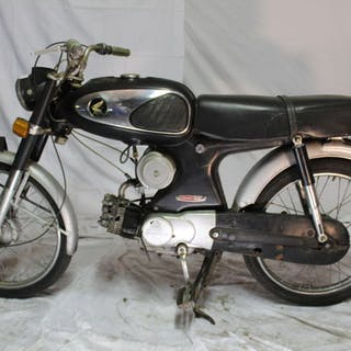 Honda - C320 - 50 cc - 1966