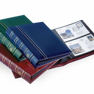 Zubehör - Leuchtturm 2 bankbiljettenalbums met elk 50