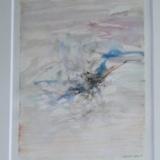 Zao Wou-Ki - Composition