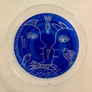Ulrica Hydman Vallien - Kosta Boda - Cristalleria (1) - Vetro (vetro colorato)