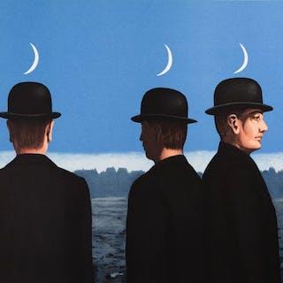 René Magritte (after) - Le Chef-d'Oeuvre ou les Mystères de l'Horizon