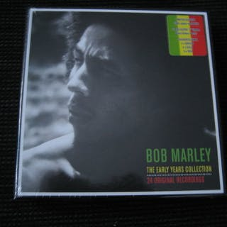 """Bob Marley - Early years collection 12 exclusive 7""""..."""