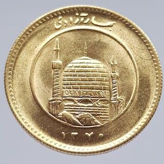 Iran - Azadi SH1370 (1991) - Oro