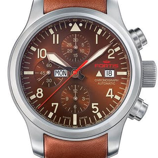 Fortis - Aviatis Aeromaster Dawn Chronograph - 656.10.18...