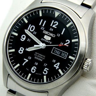 "Seiko - Automatic 23 Jewels 100M- - ""NO RESERVE PRICE"" - - Men - 2018"