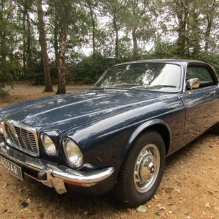 Jaguar - Coupé Serie II V12 - 1977