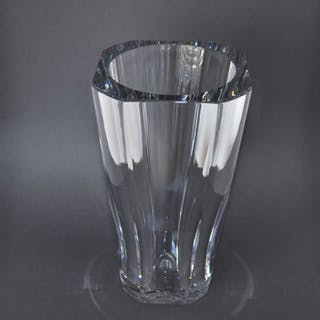 Baccarat France - Vase, Largest model version - Crystal