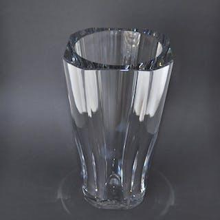 Baccarat France - Vase, Largest model version - Crystal