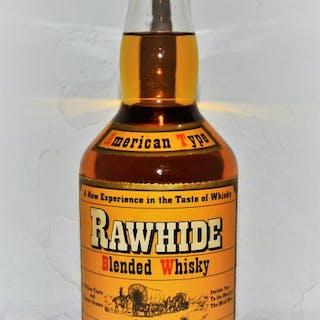 Suntory Rawhide Blended Whisky 'American Type' - b. 1980er Jahre - 720ml