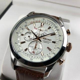 Seiko - Chronograph Perpetual Calendar - SPC129P1 - Men - 2011-present