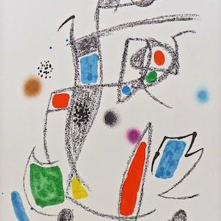 Joan Miró - Maravillas con Variaciones Acrósticas 10