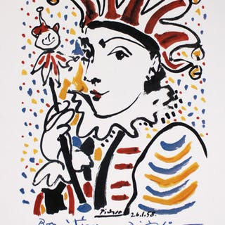 Pablo Picasso (after) - Carnaval