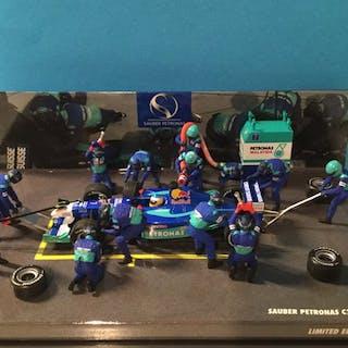 MiniChamps - 1:43 - F1 Sauber Petronas C21 N
