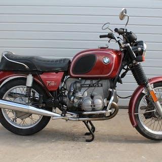 BMW - R 75/6 - 750 cc - 1977