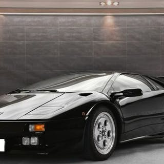 Lamborghini - Diablo S1 - 1991