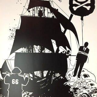 Chris Boyle - HMS Banksy