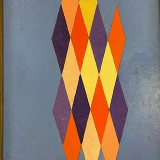 Thilo Maatsch- Abstract, geometrical
