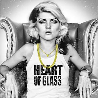Mr Sly - Heart Of Glass (XL Framed Print)