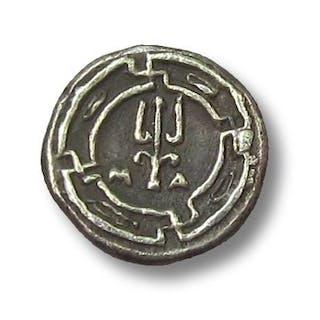 Grecia (antica) - Ionia, Magnesia ad Maeandrum. AR Obol, 350-190 B.C. - Argento