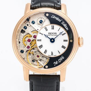 Epos - Limited Edition Skeleton with Pulsometermen's...