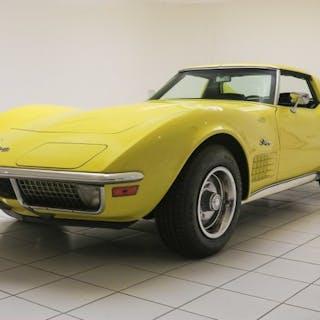 Corvette - C3 Stingray- 1971