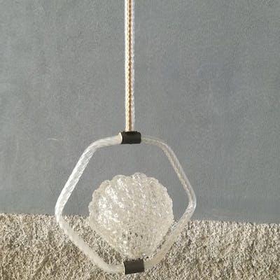 Murano chandelier - Ottone, Vetro