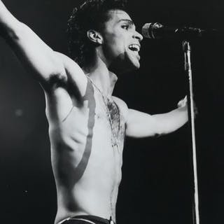 Patrick Harbron/Unknown- (2x) Prince, 1986/1985