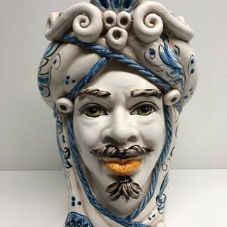 Caltagirone - Ceramic object - Ceramic