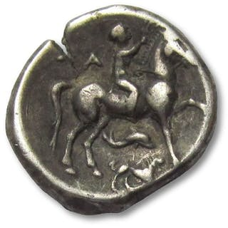 Greece (ancient) - Calabria