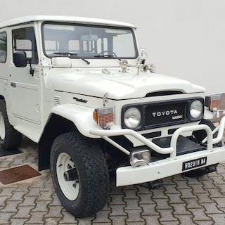 Toyota - Land Cruiser BJ42 Hard Top - 1982